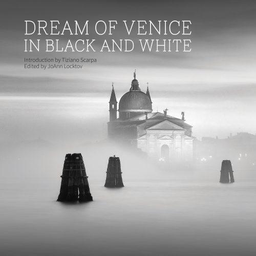 Dream of Venice Black and White