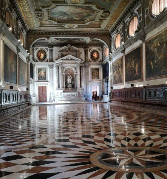 Scuola Grande San Giovanni Evangelista in Venice