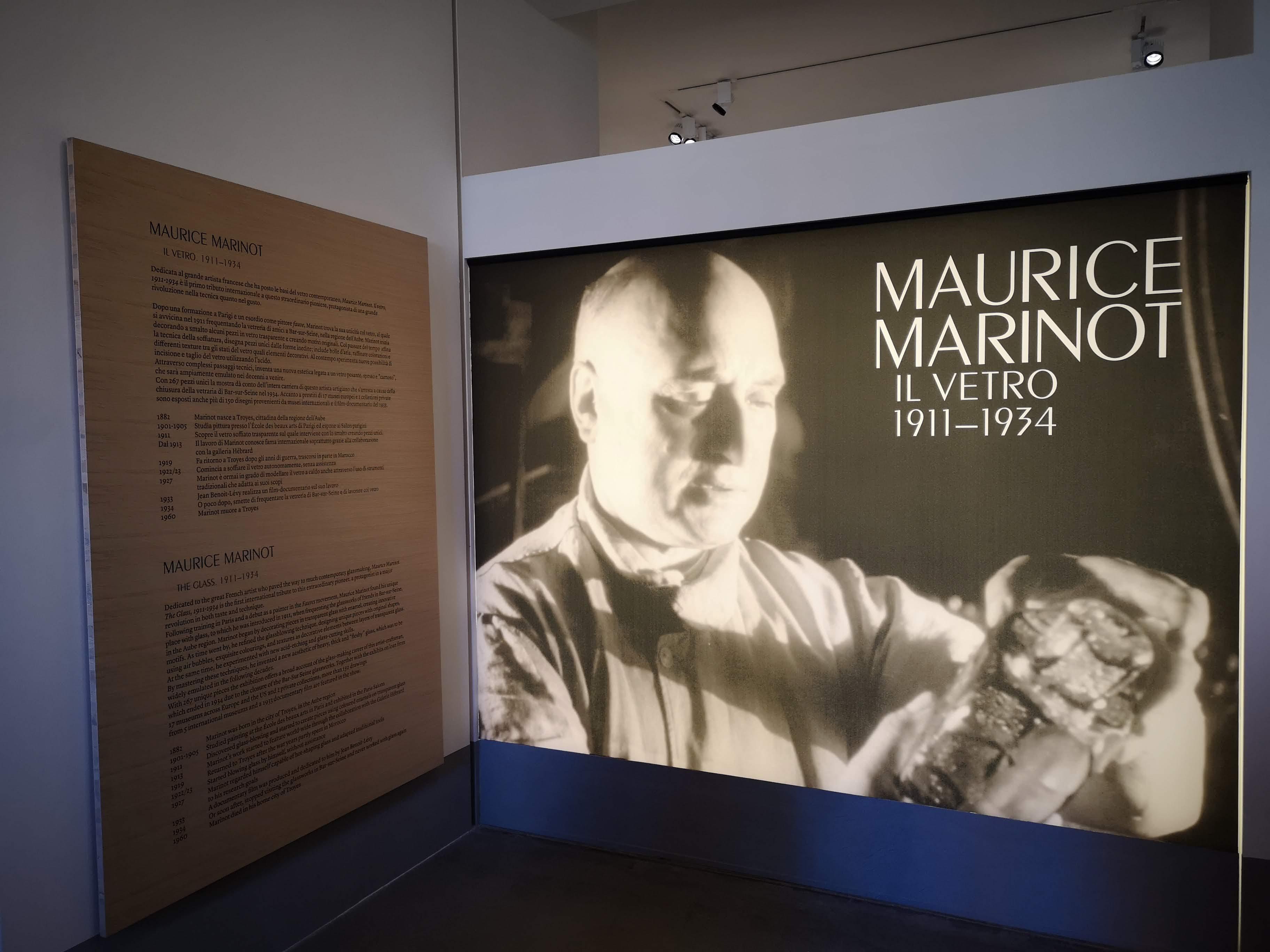 Maurice Marinot - Le Stanze del Vetro