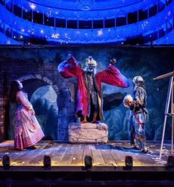 5 good reasons to go to the Theatre in Venice!