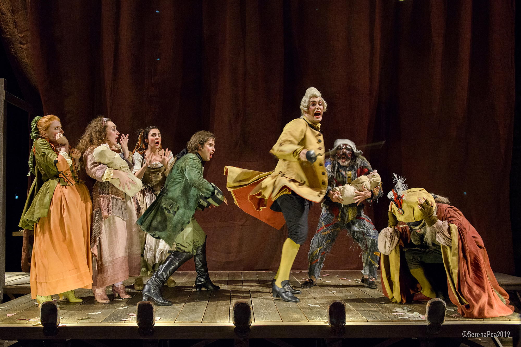 Arlecchino Teatro Goldoni
