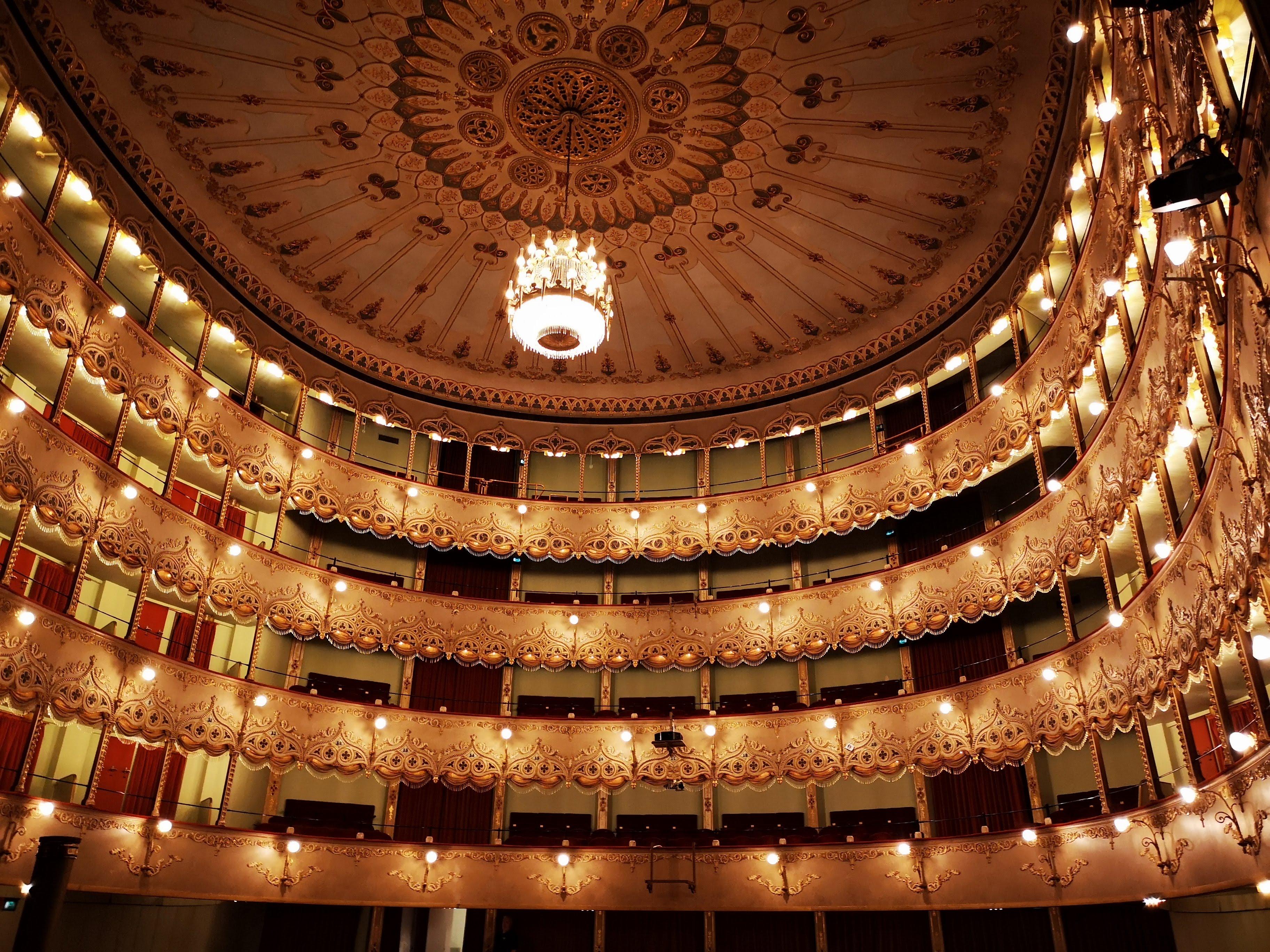 theatre in venice