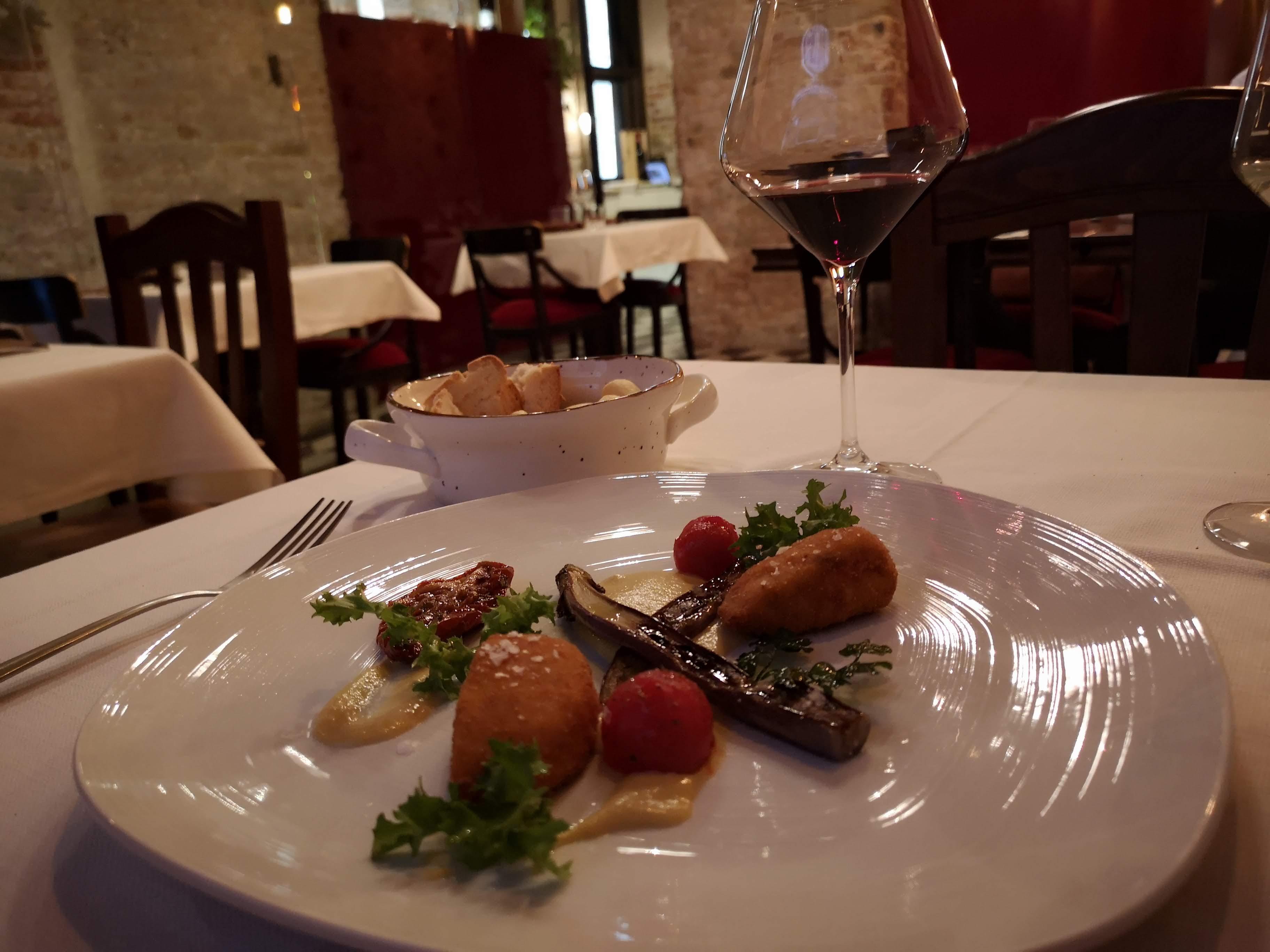 meat in Venice