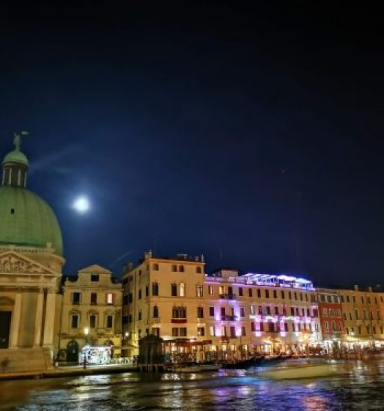 My First day in Venice by Julia Harden