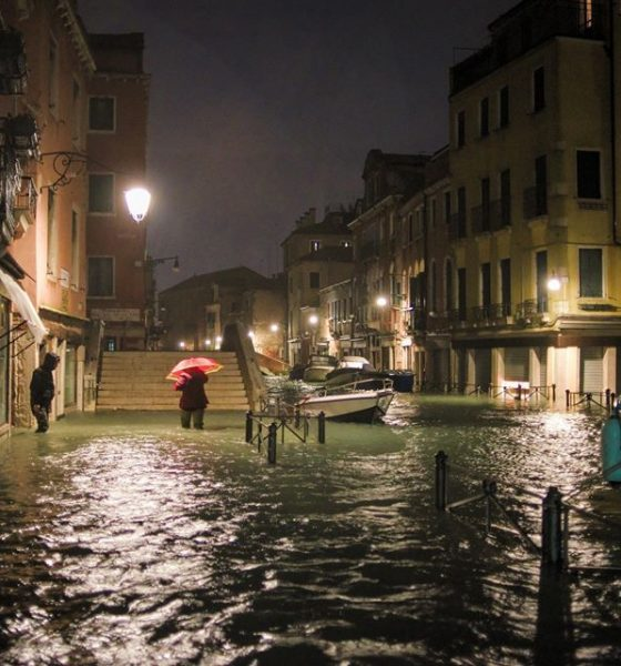 What Acqua Alta is really like in Venice – Videos