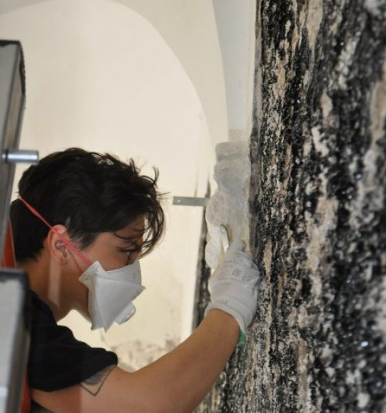 The University of Art Restoration in Venice – UIA
