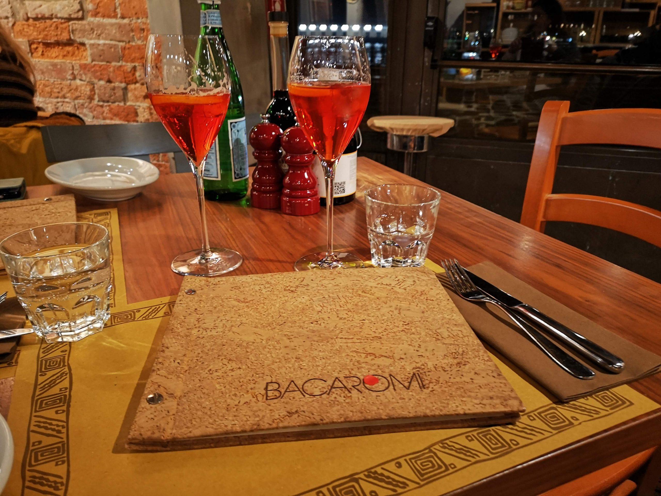 spritz at bacaromi