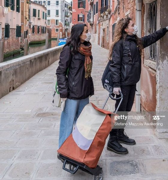 VENICE, COVID19 AND THE DESIRE OF A DIFFERENT CITY