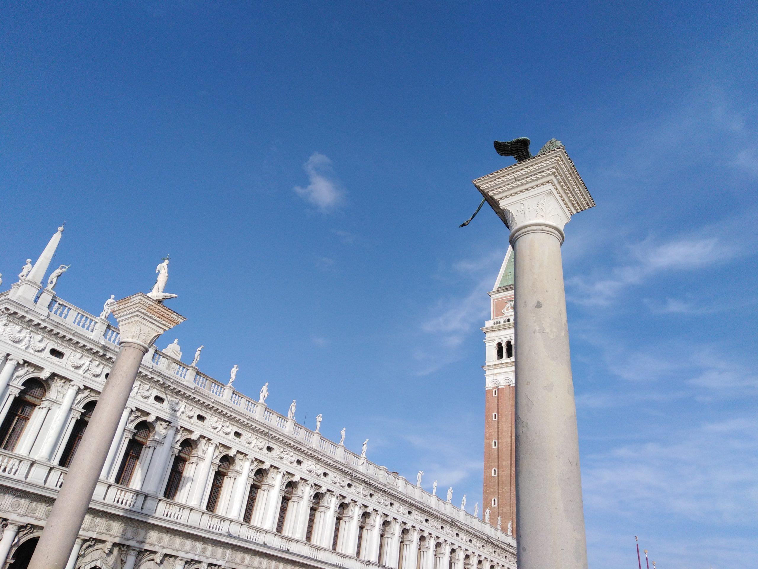 column san marco - luca ferrari