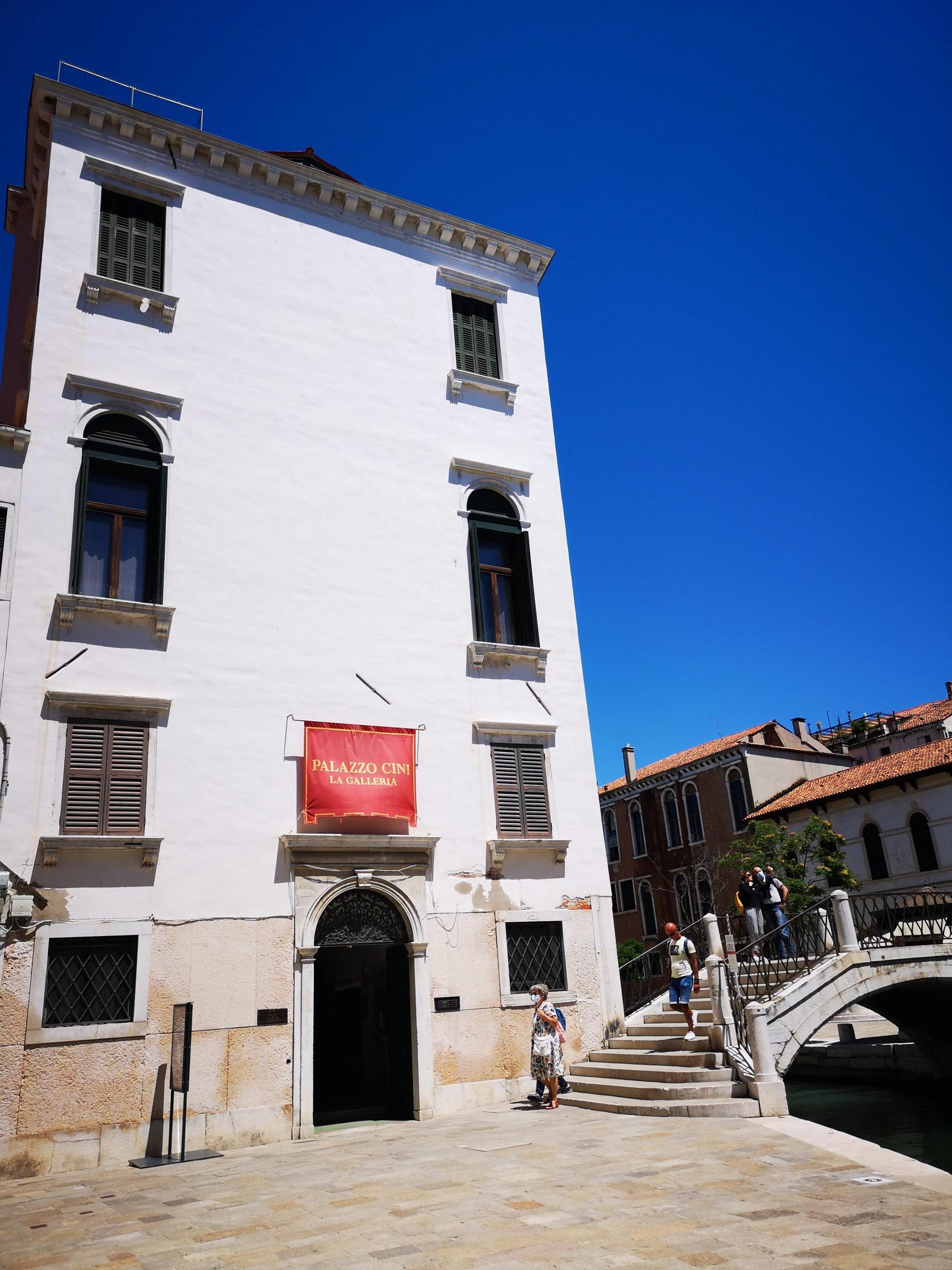 Palazzo Cini in Venice