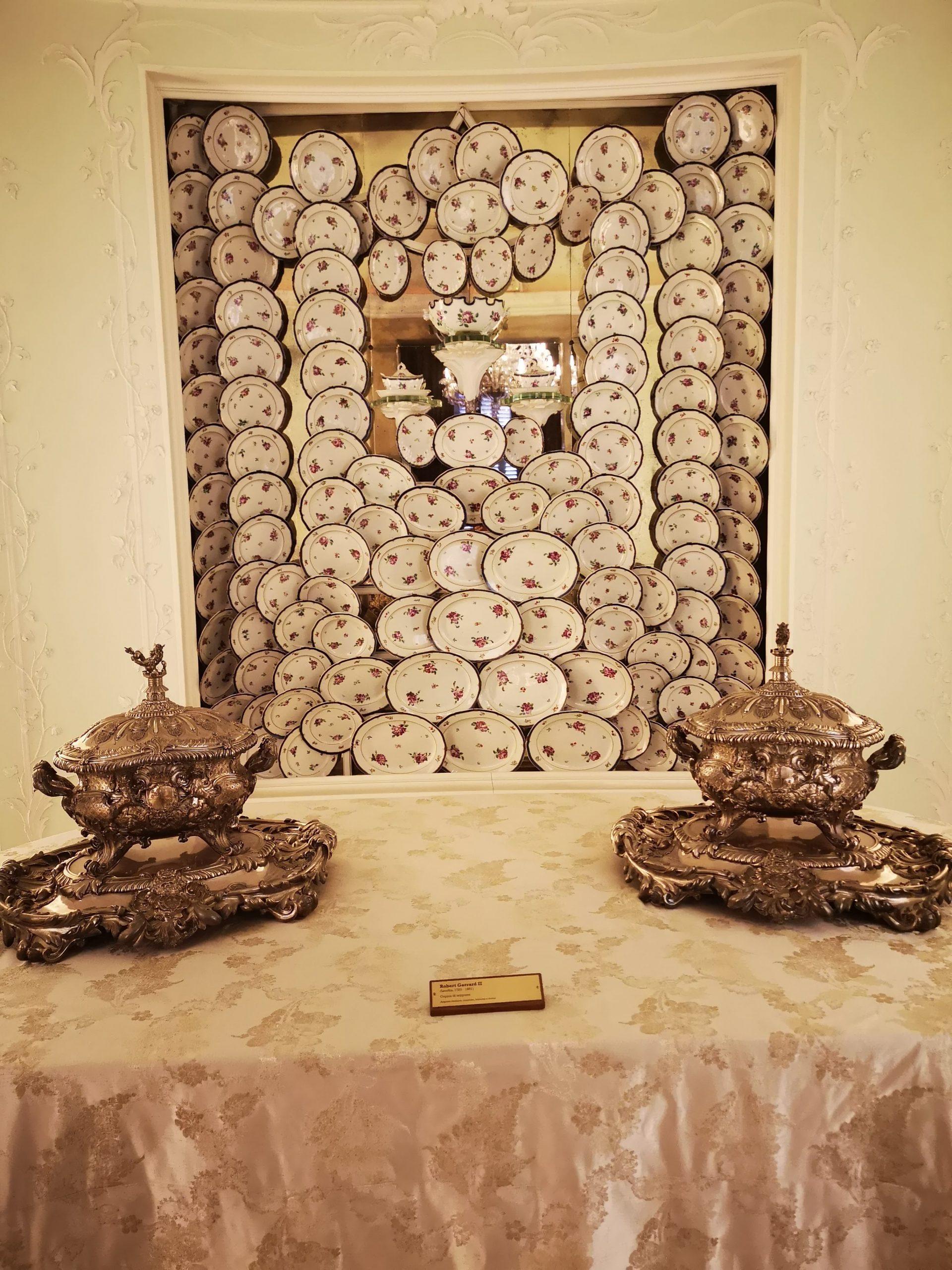 palazzo cini ceramics