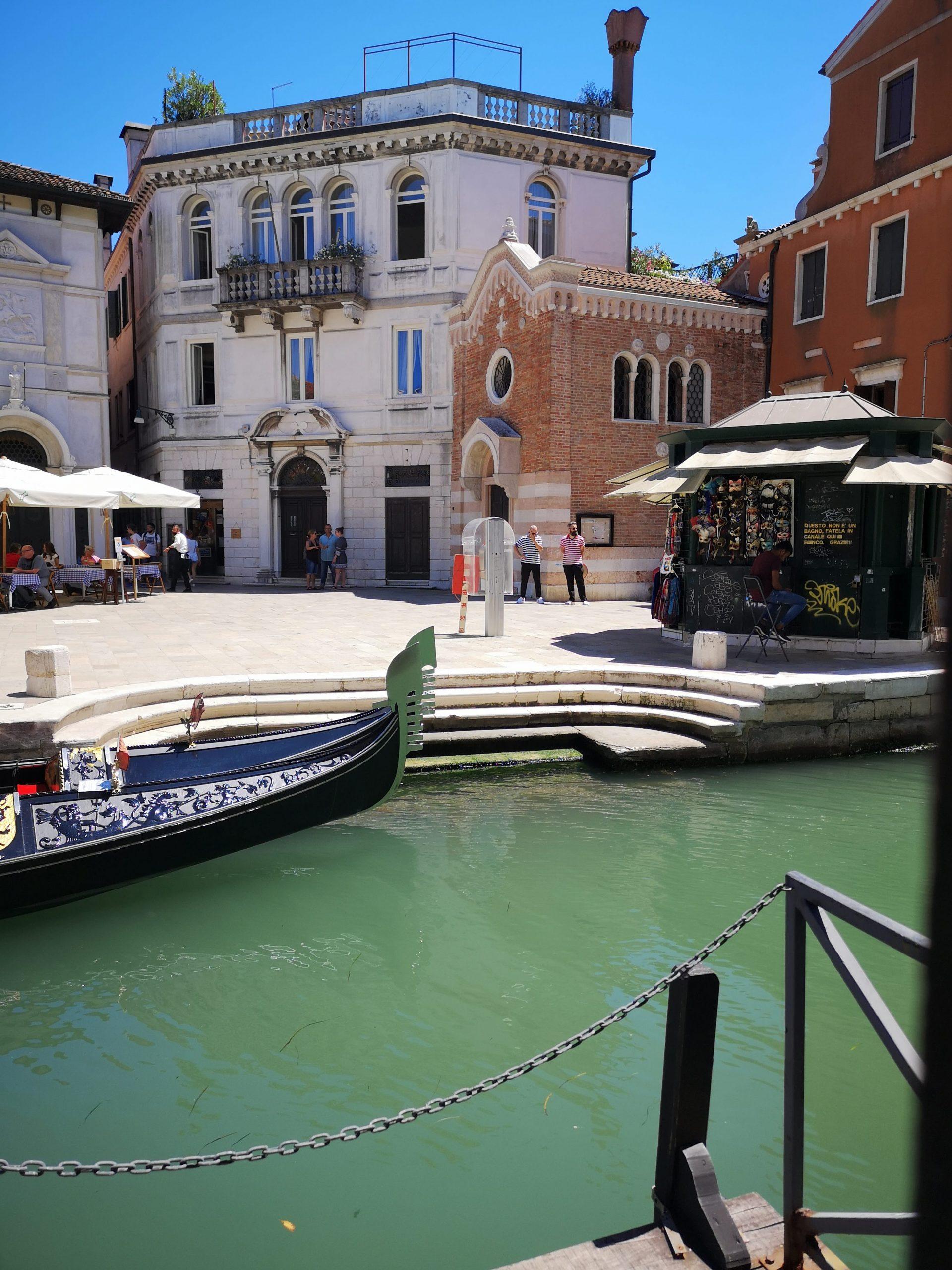 SAn Vio in Dorsoduro Venice