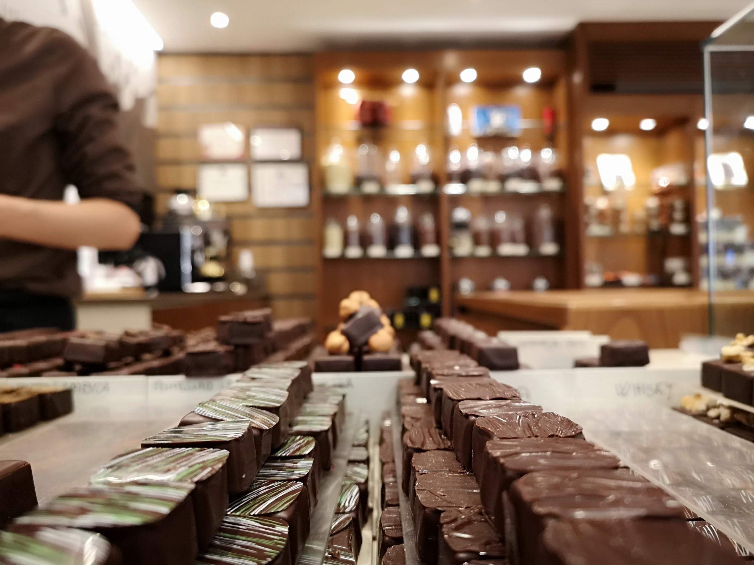 cofee and chocolate tasting tour