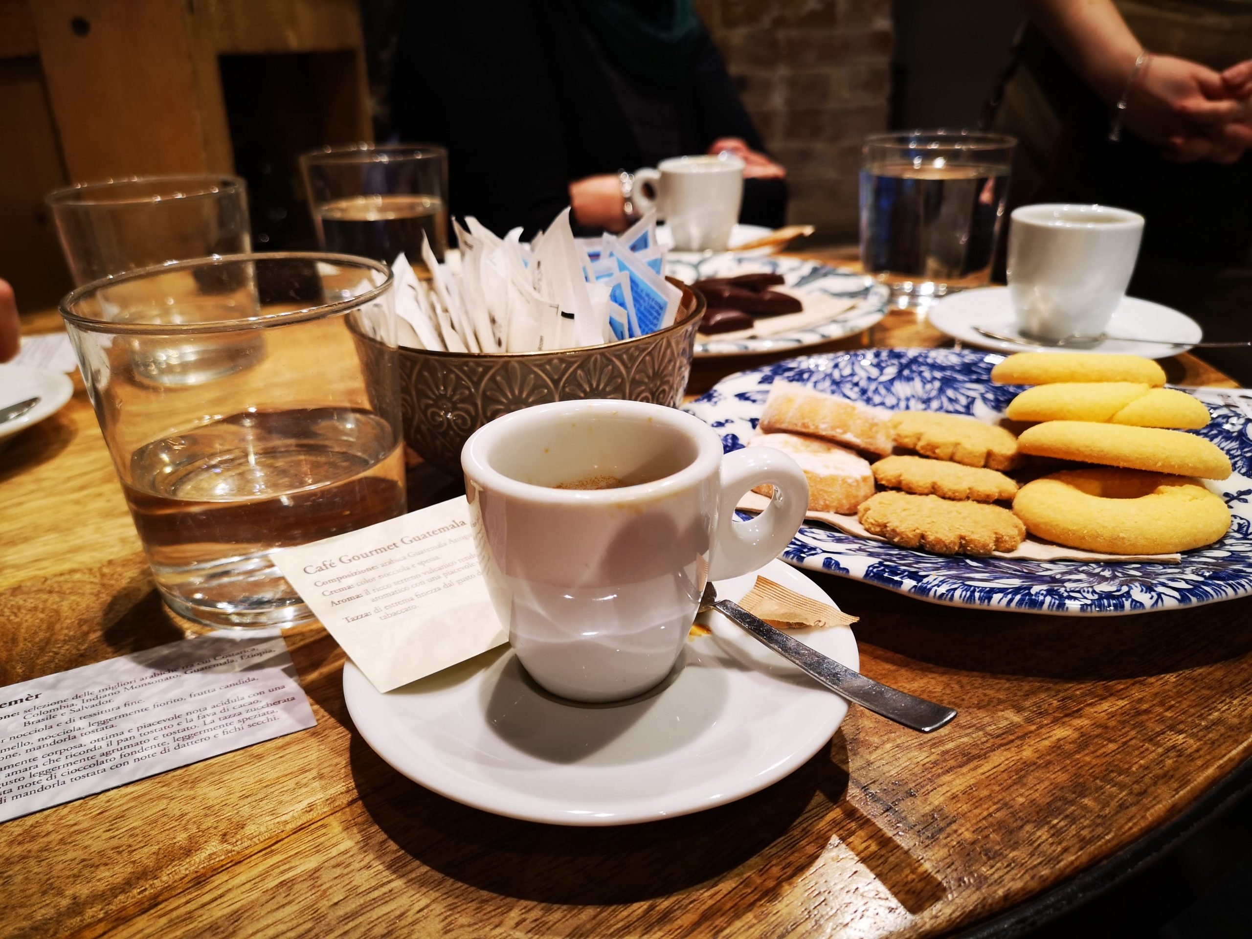 coffe and chocolate tasting tour
