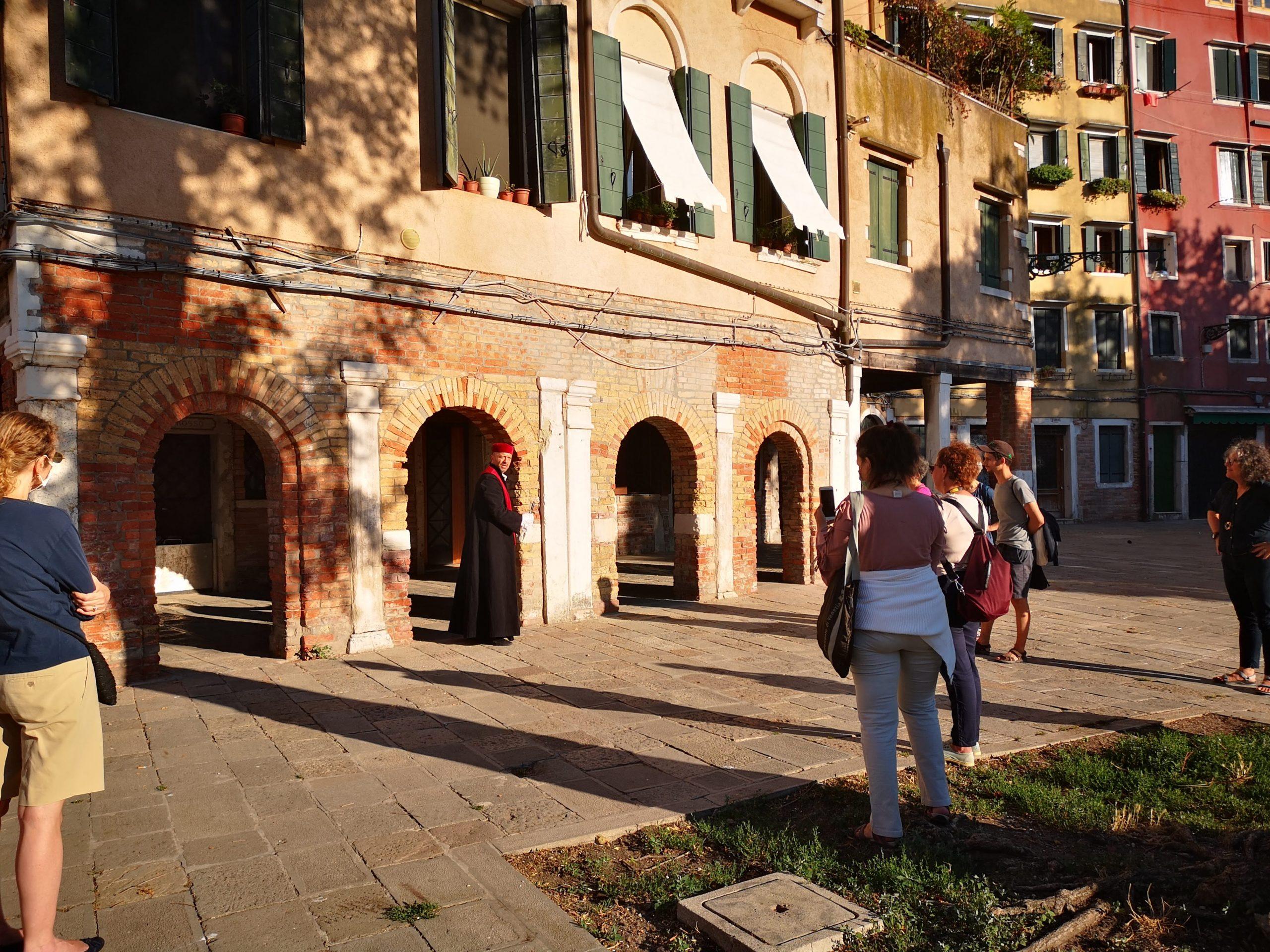 shylock in Venice