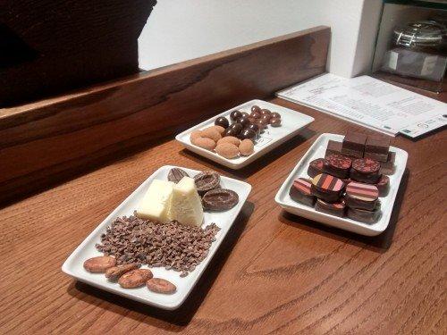 coffee and chocolate tasting tour