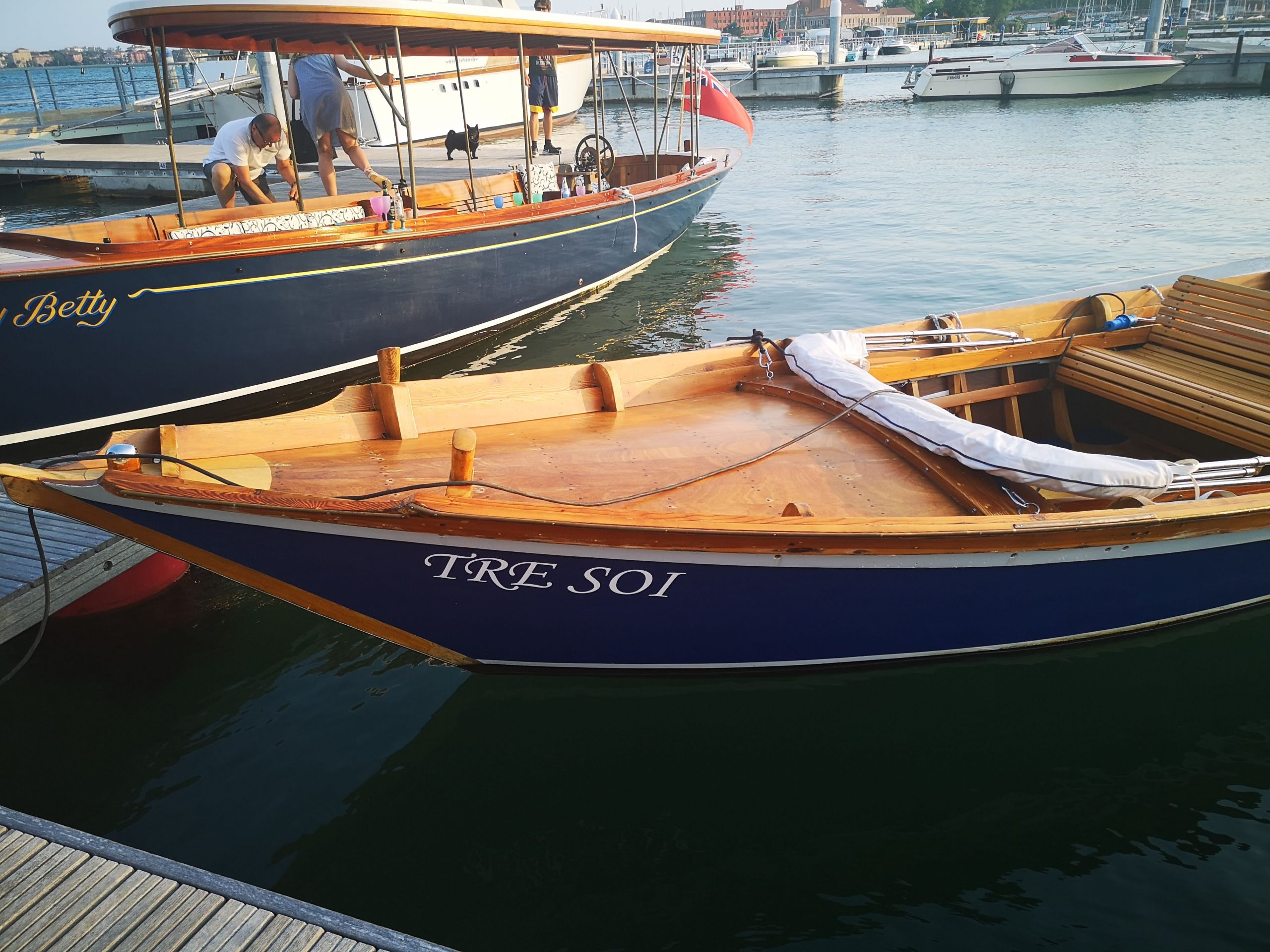 venice classic boats
