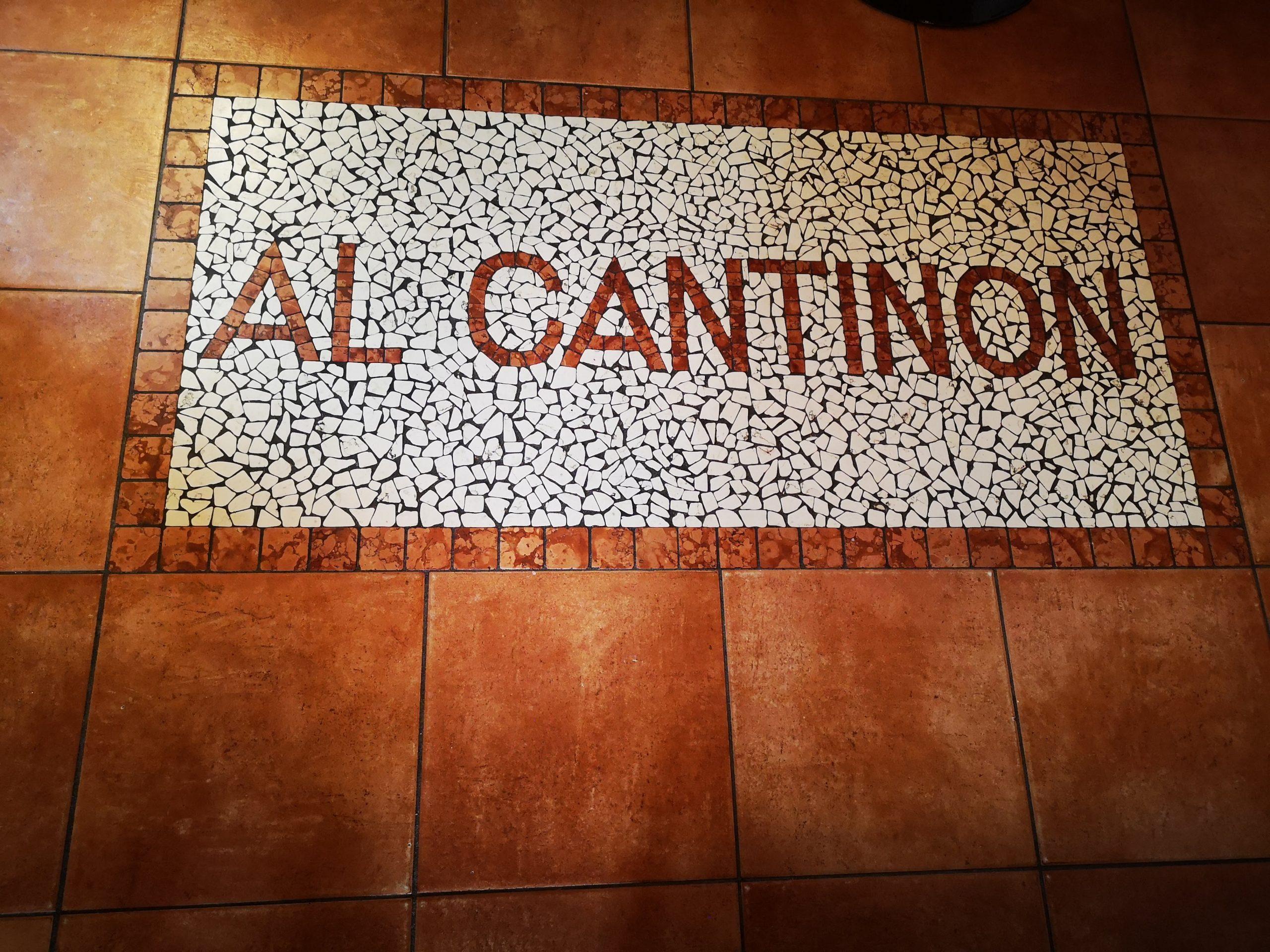 Osteria Al Cantinon