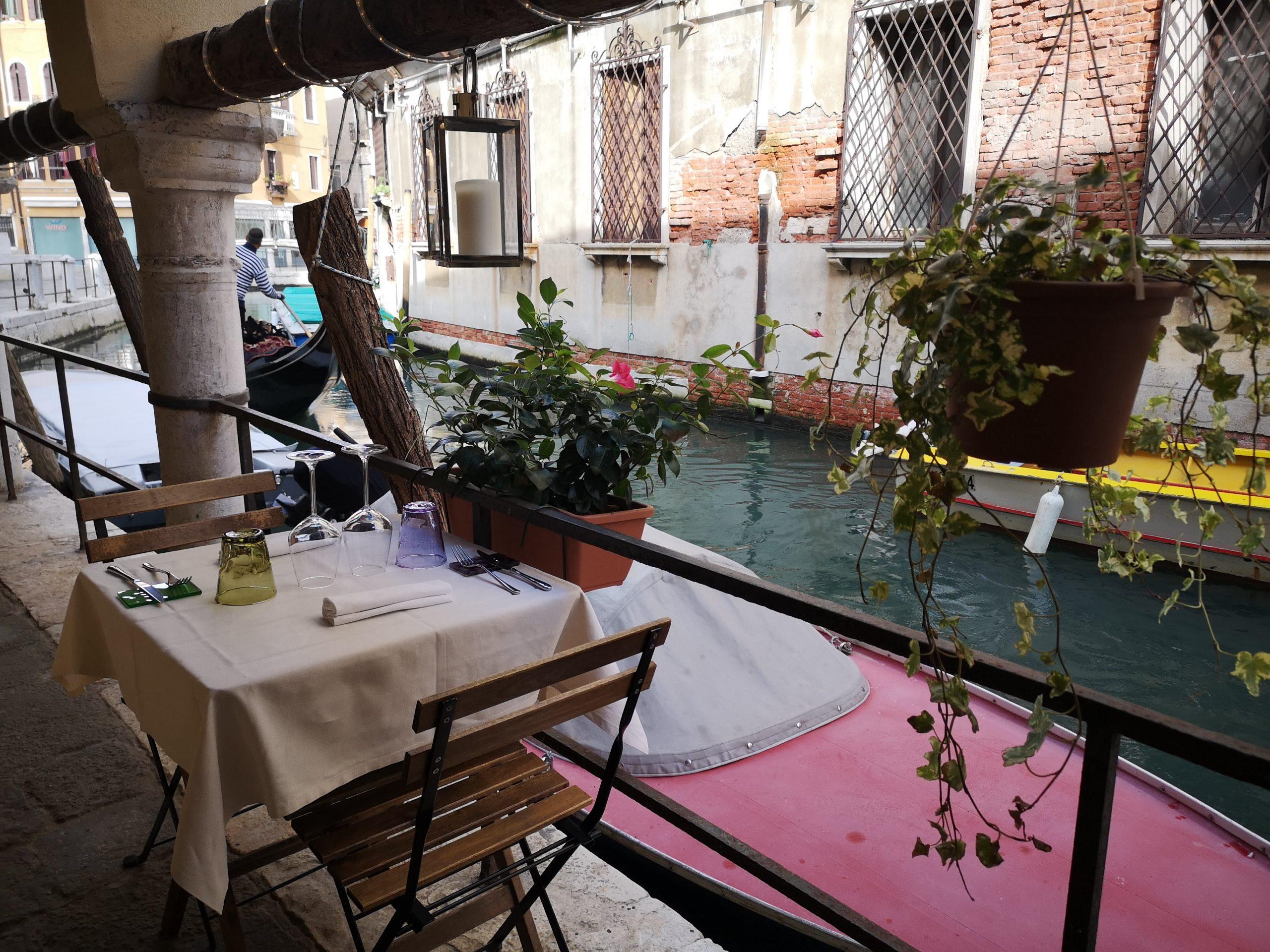 Osteria Al Cantinon Venice