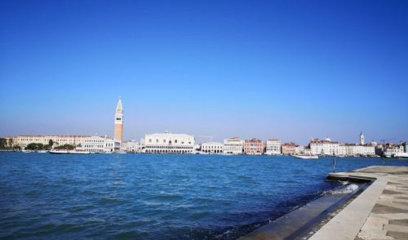 Venice and water: an almost indissoluble symbiosis!