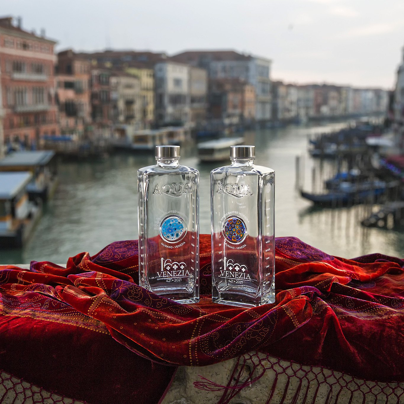 My Aqua Bottle Water and Venice