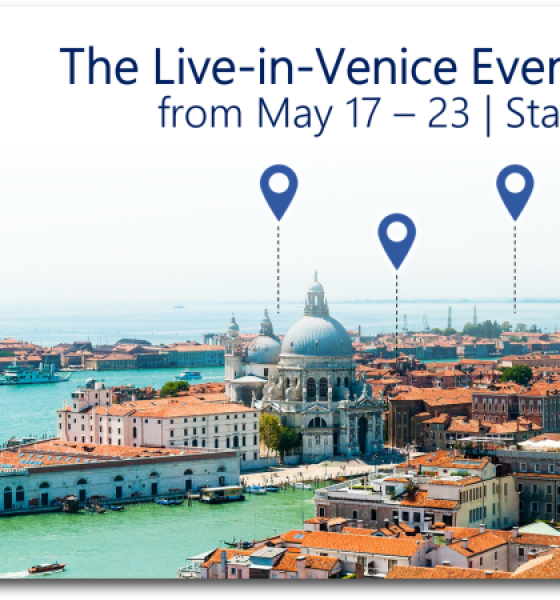 Live-In-Venice Week 17/23 May 2021