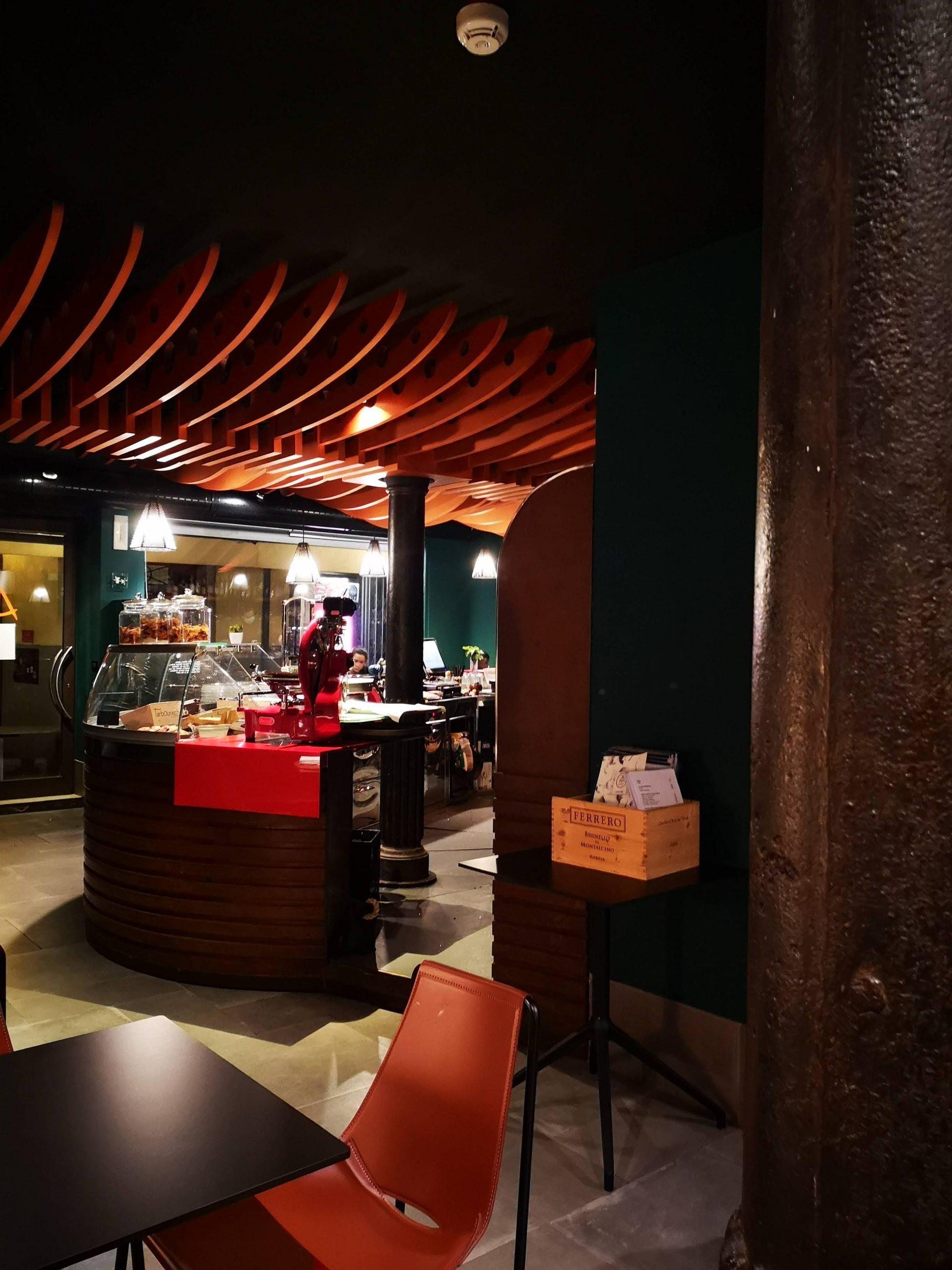 sestante fish restaurant vencie