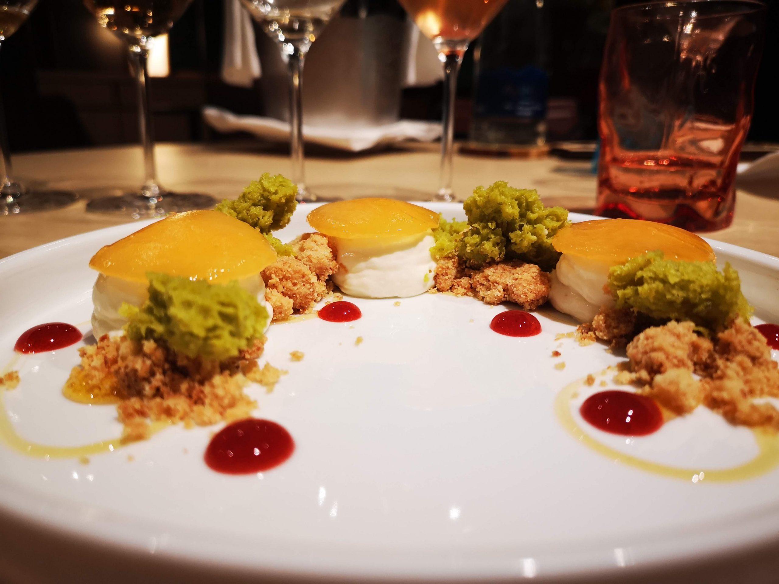 dessert at sestante venice
