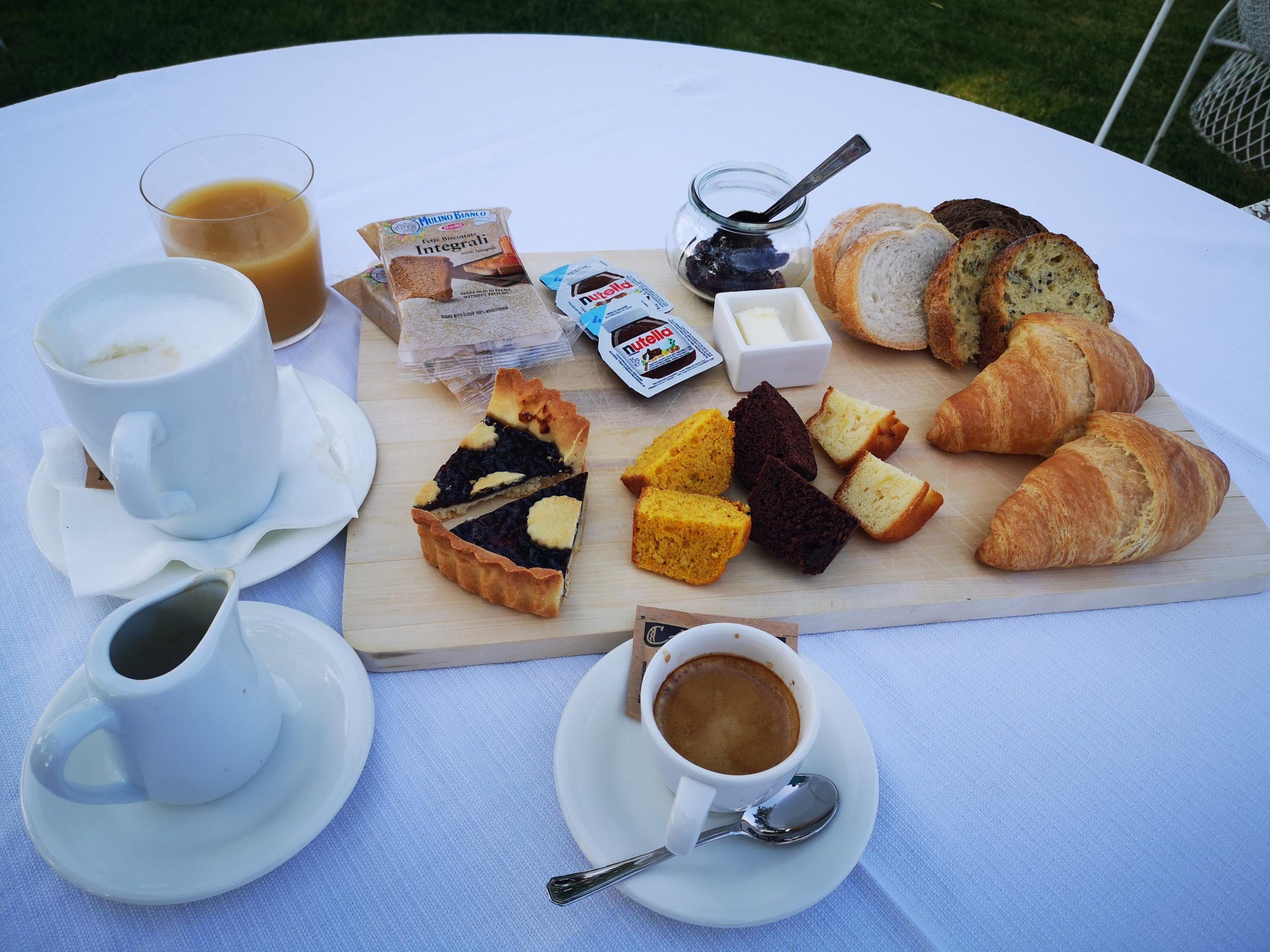 breakfast at duca di dolle