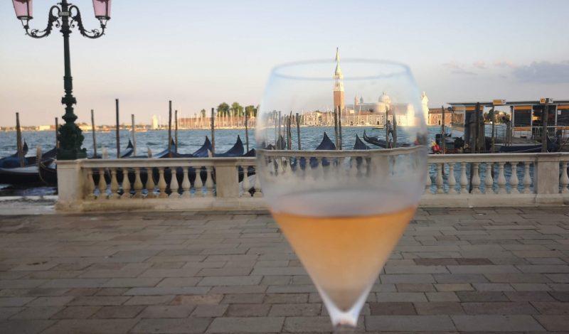 Dinner with a view in Venice: Sestante Osteria di Mare