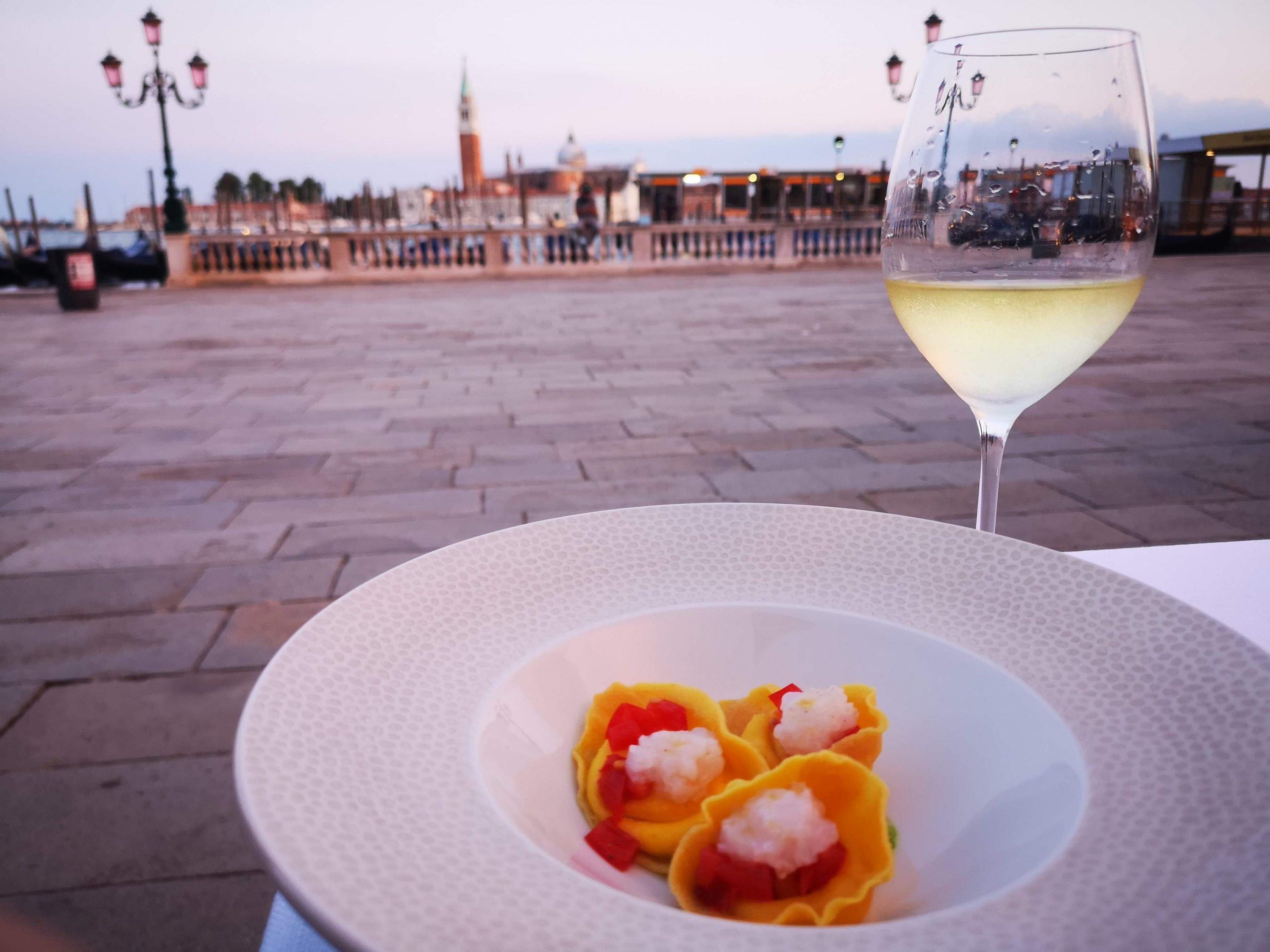 dinner at sestante