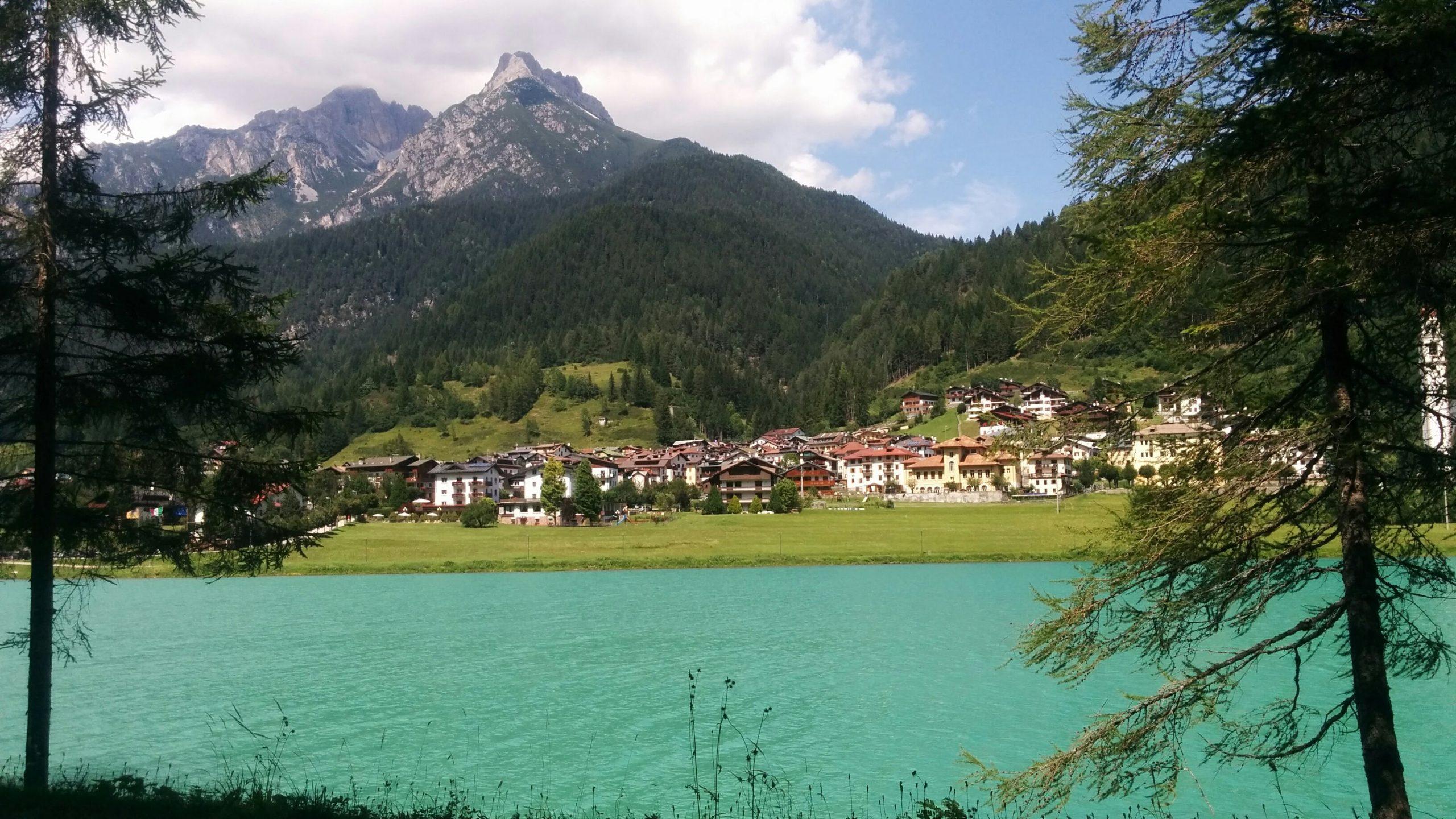 village auronzo in veneto