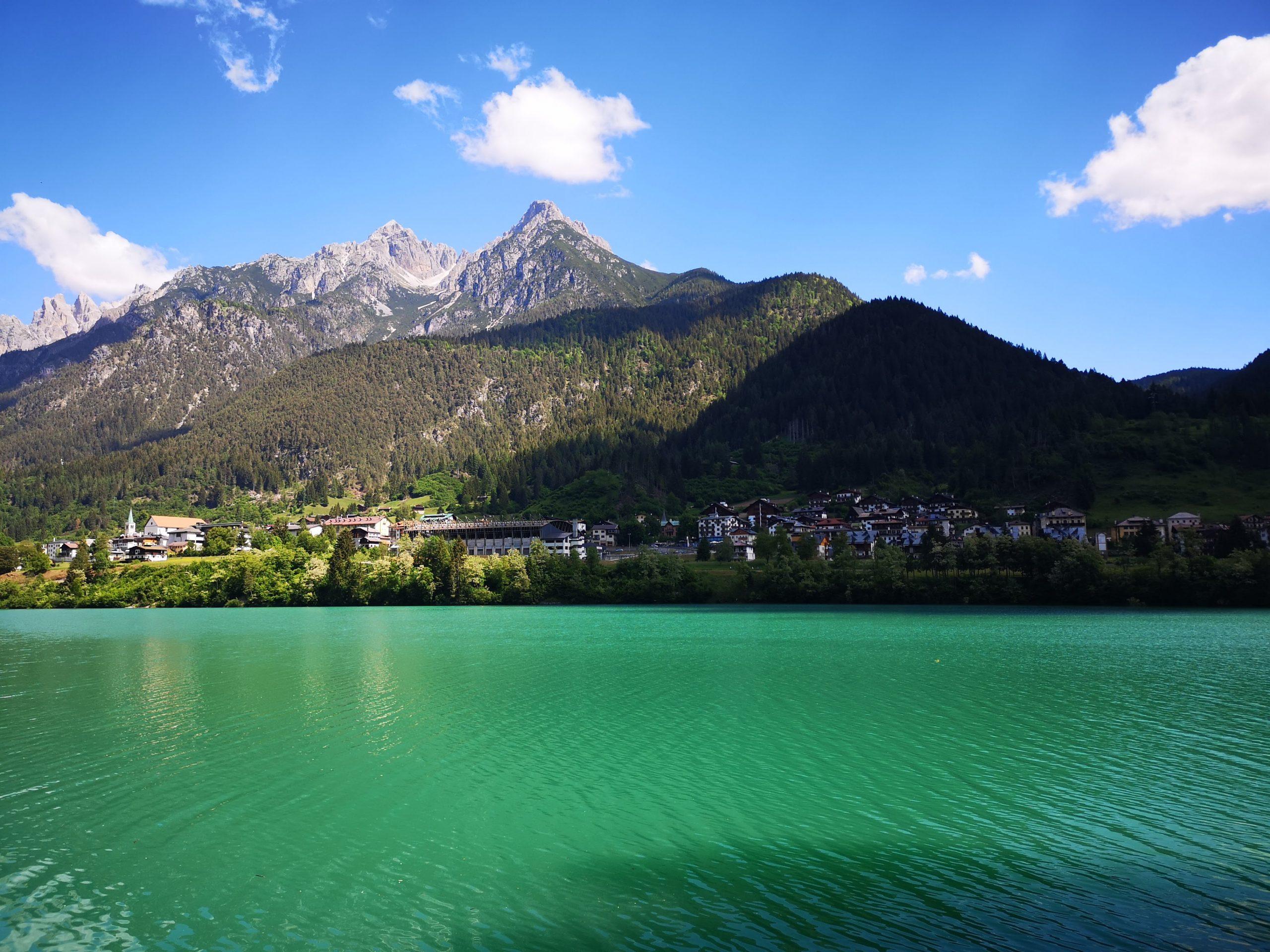 lake auronzo