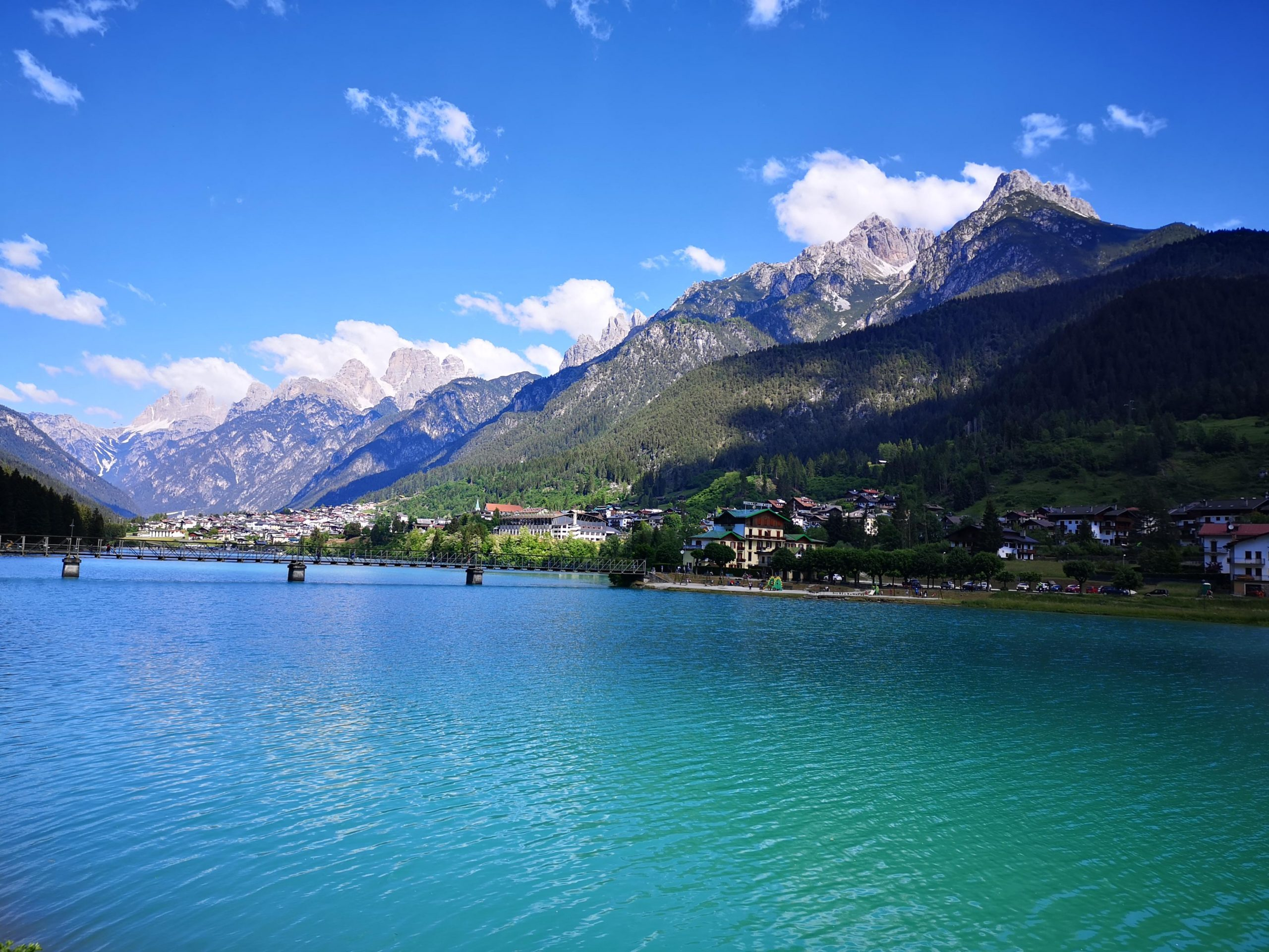 auronzo and the dolomites