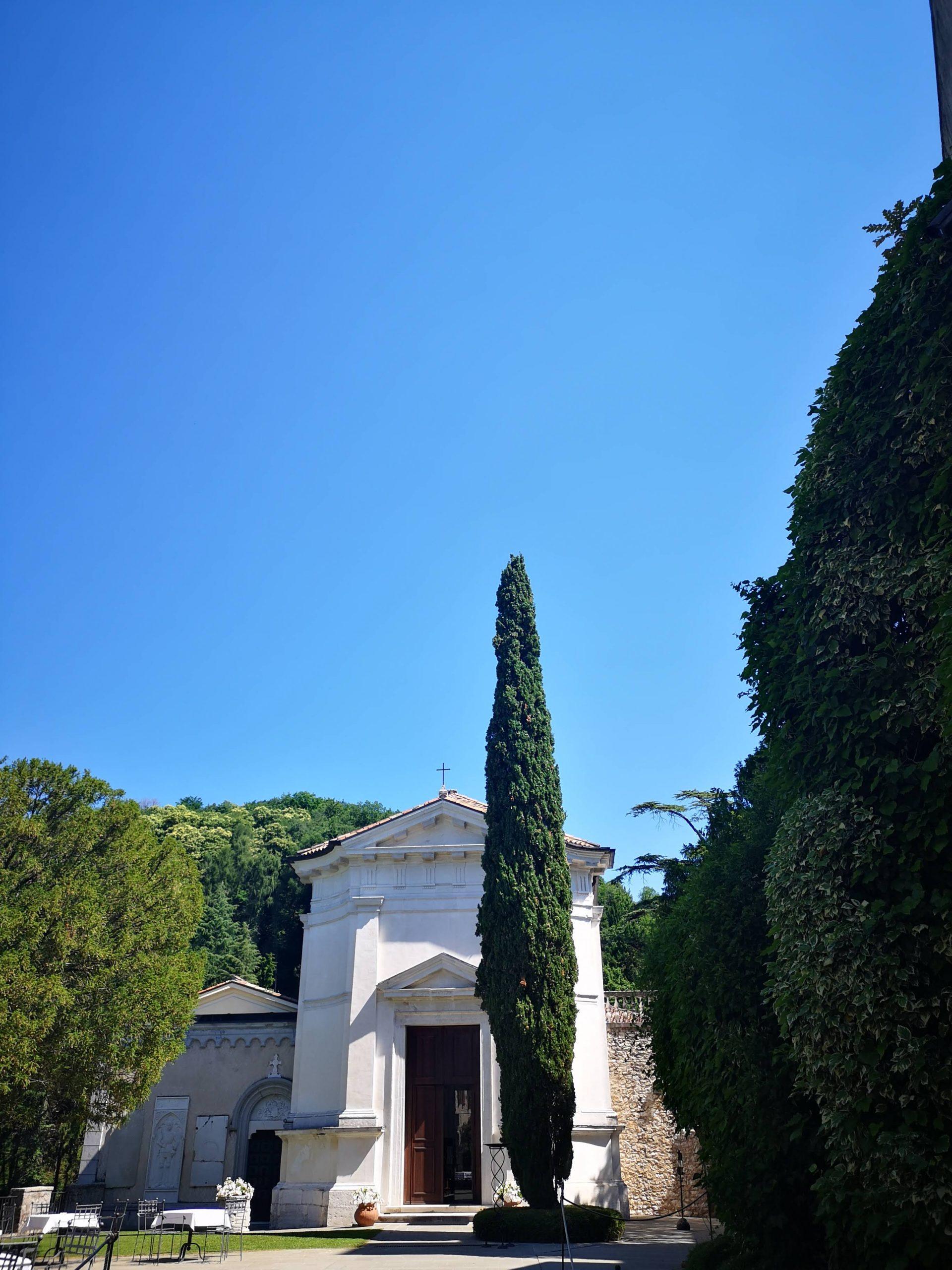 church of san martino castelbrando