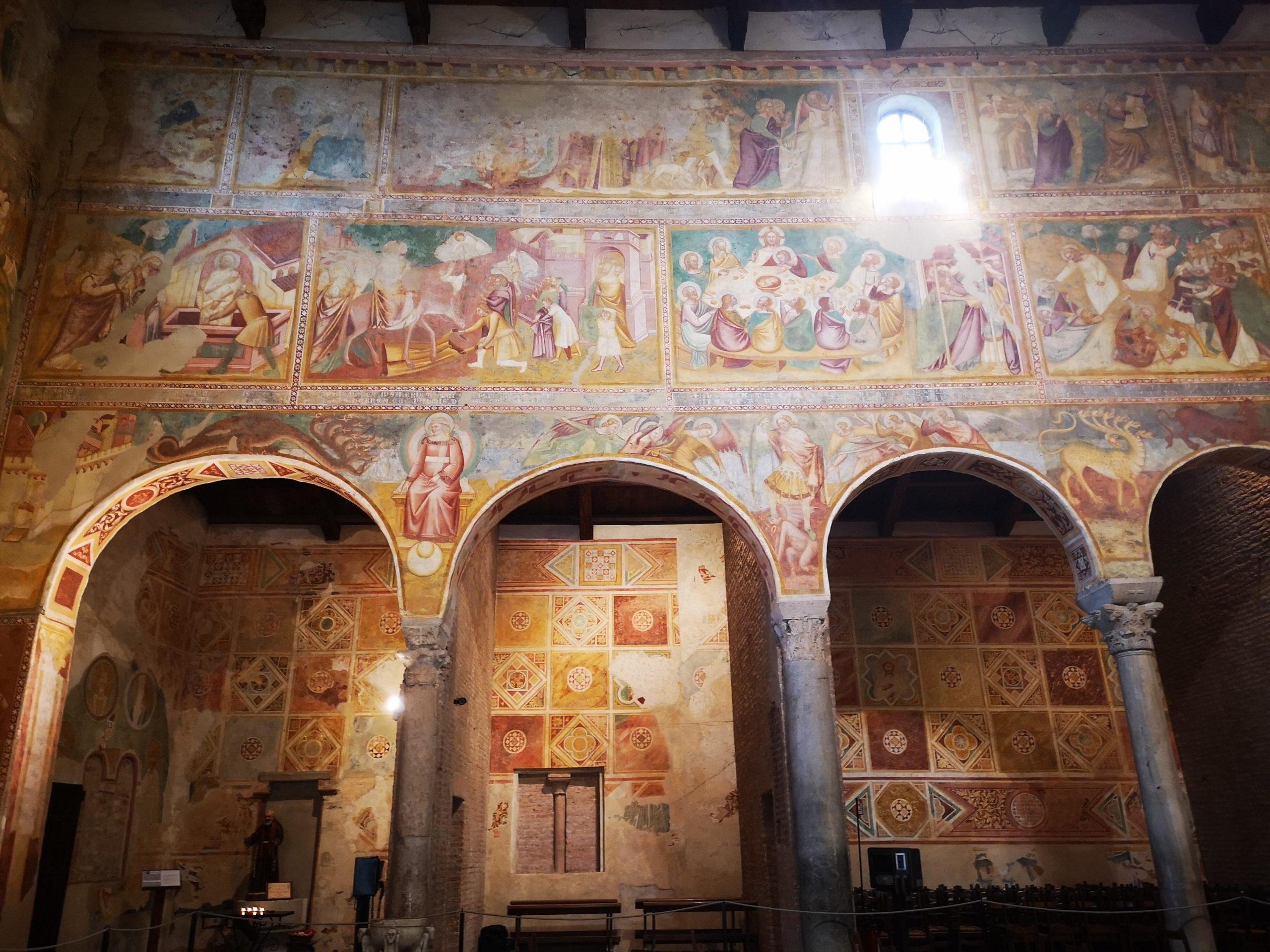 church of pomposa