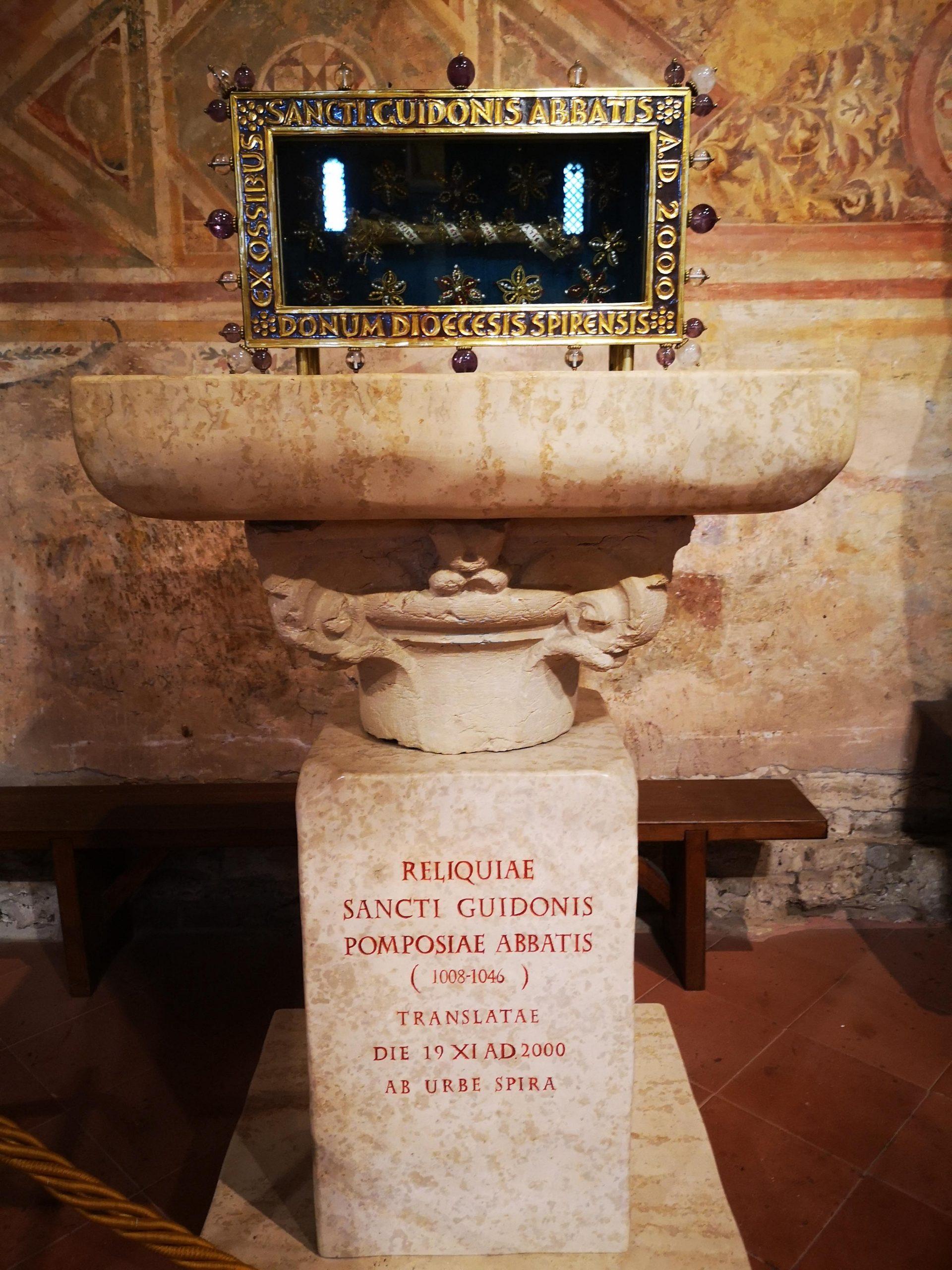 relics Saint Guido