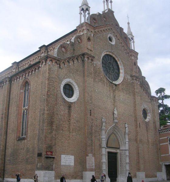 Beautiful Churches in Venice