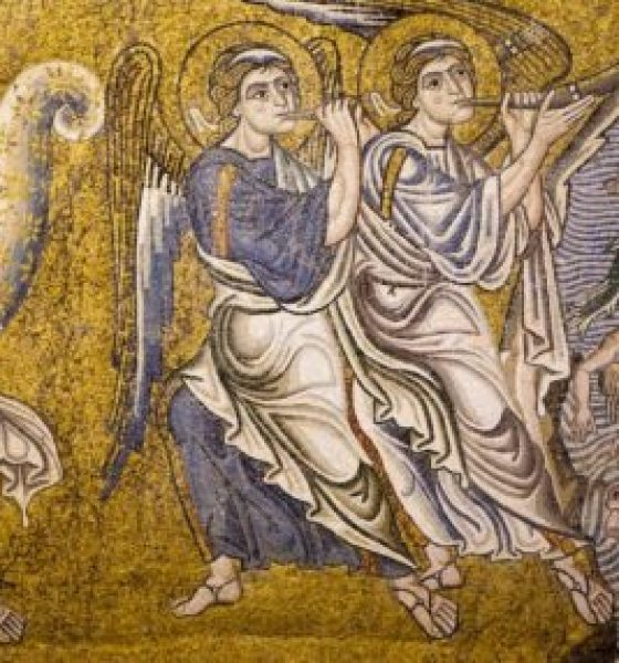 The Basilica of Santa Maria Assunta in Torcello