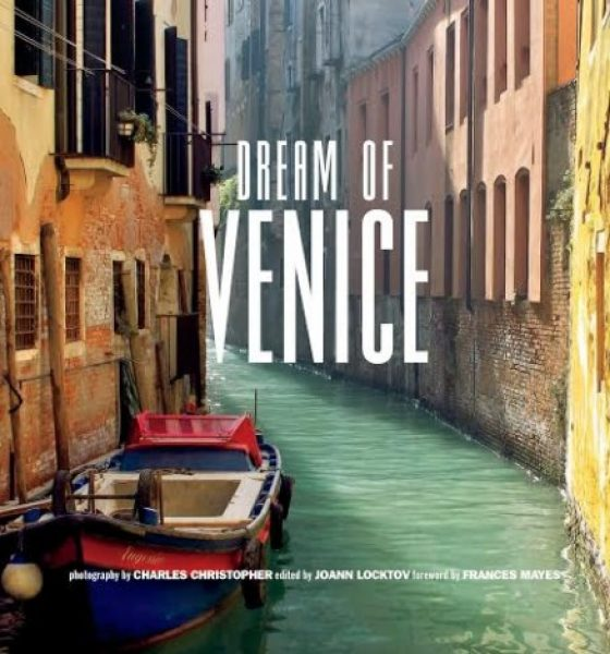 BOOK GIVEAWAY COMPETITION: A DREAM OF VENICE