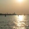 lagoon-sunset