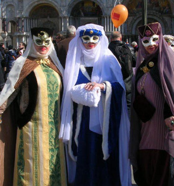 Venice Carnival 2013 Program